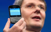 BlackBerry 10's new features