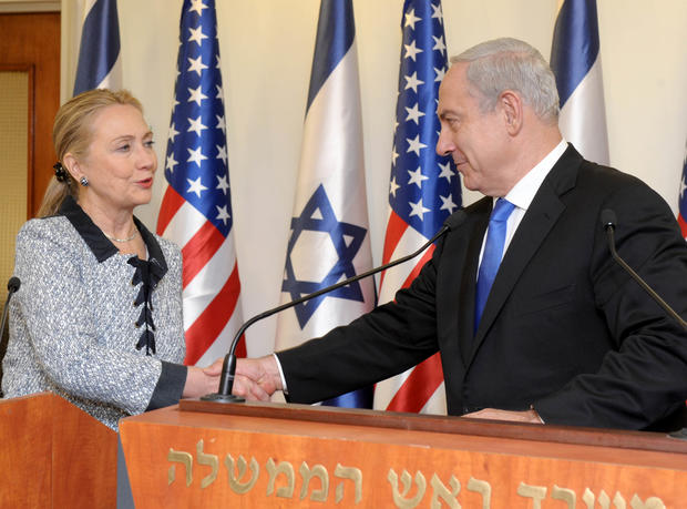 Hillary Clinton as Secretary of State