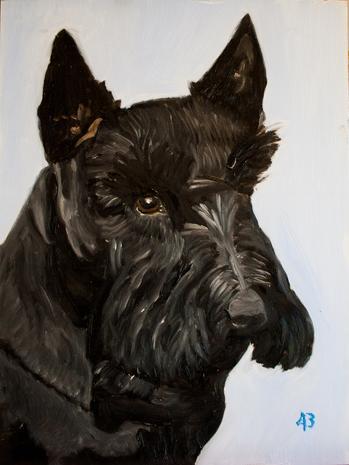 Barney, George W. Bush's dog, dies