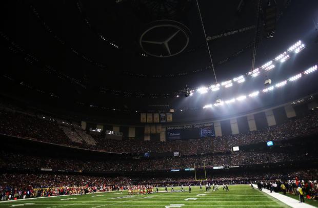 Super Bowl XLVII highlights