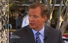Goodell: Concerned when any kids play any sport