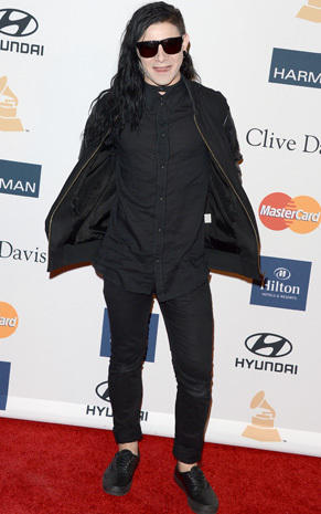 Grammy Awards 2013: Pre-parties
