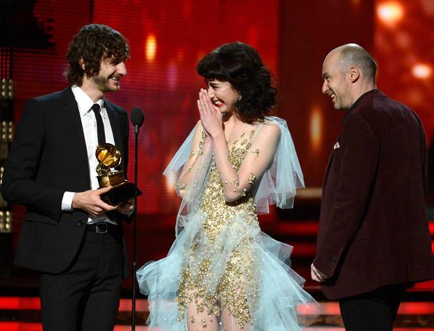 Grammy Awards 2013: Show highlights