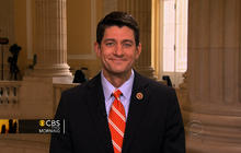 Ryan: Obama sees GOP as enemy, not partners