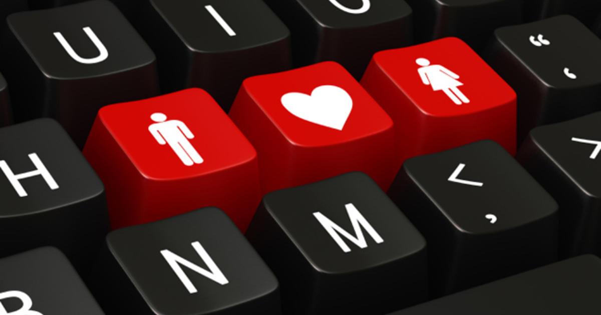 Internet dating growth