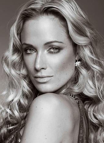 Oscar Pistorius' model girlfriend