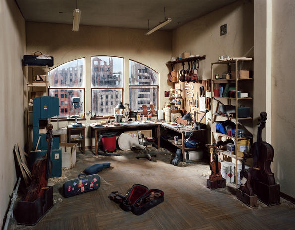 Incredibly realistic dioramas