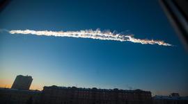 Meteorites crash into Russia