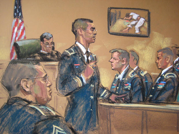 Inside the JAG court martial of Sgt. Brent Burke