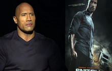 "Dwayne ""The Rock"" Johnson turns ""Snitch"""