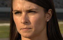 Danica Patrick on making NASCAR history
