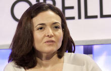 """Facebook COO wants women to """"Lean In"""""""