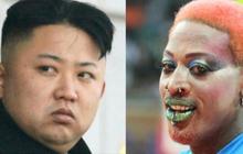 Can Dennis Rodman break the ice between U.S., North Korea?