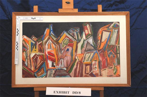 Art forgeries
