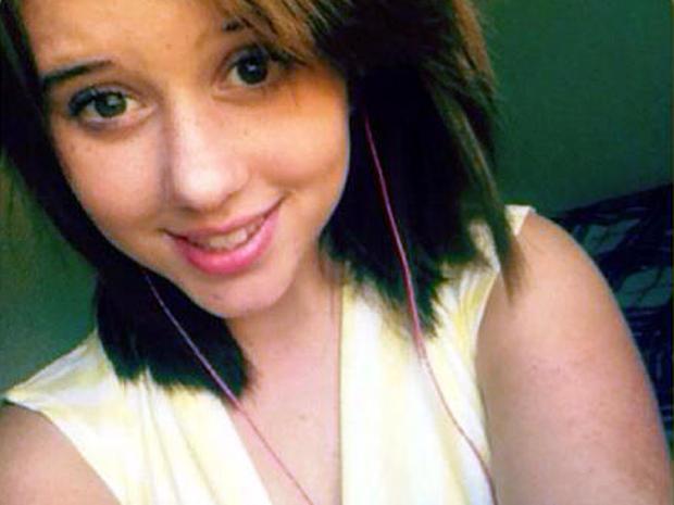 Teen girl found slain near Calif. school