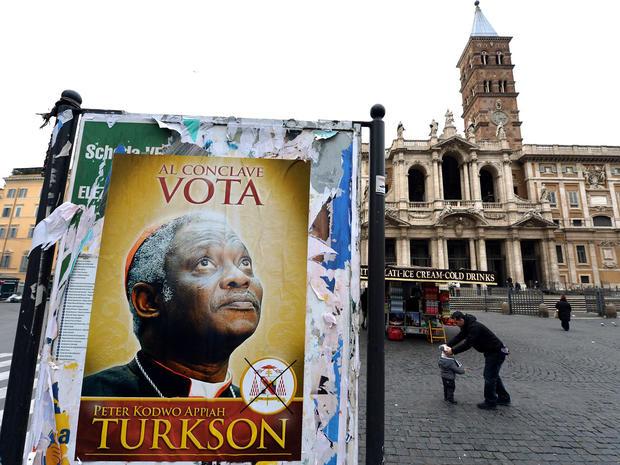 Cardinal Peter Kodwo Appiah Turkson
