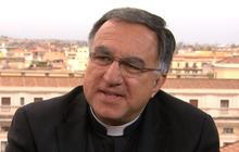 World waits for Vatican smoke signal