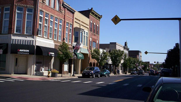 10 cheapest places to live in the u s cbs news for Affordable places to live