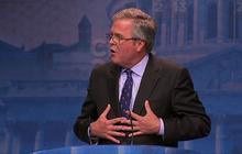 "Jeb Bush: GOP must not be seen as ""anti-everything"""