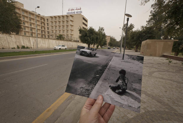 Iraq: Then and now