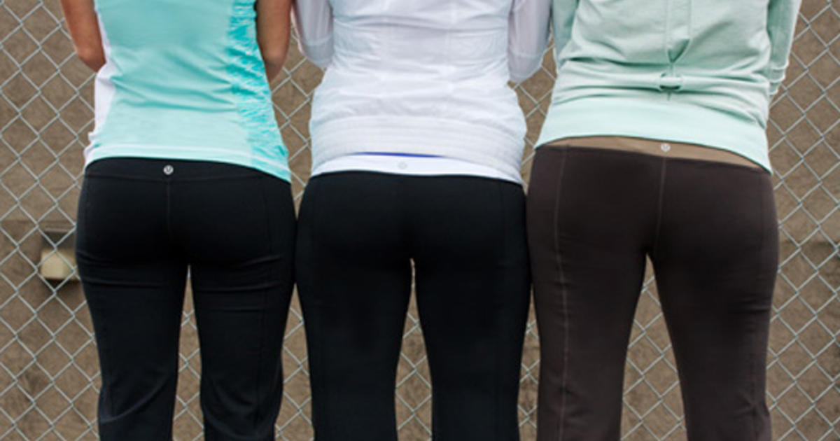 lululemon shares fall after company recalls yoga pants. Black Bedroom Furniture Sets. Home Design Ideas