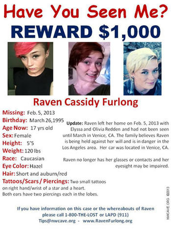 Colo. teen model missing