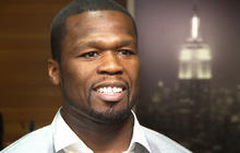 50 Cent: My music doesn't glorify violence