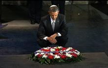 Obama visits Yad Vashem, Israel's official Holocaust memorial