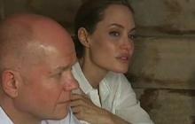 Angelina Jolie fights to stop rape in Congo