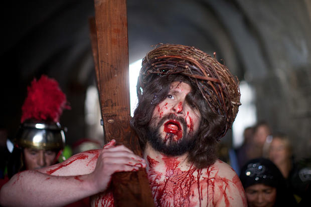 Good Friday rituals around the globe