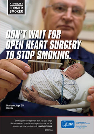 Shocking ads: Tips from smokers