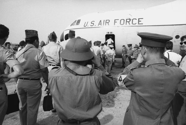 Look back: U.S. withdrawal from Vietnam