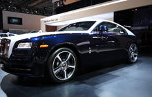 2014 Rolls-Royce Wraith: What you get for $295,000