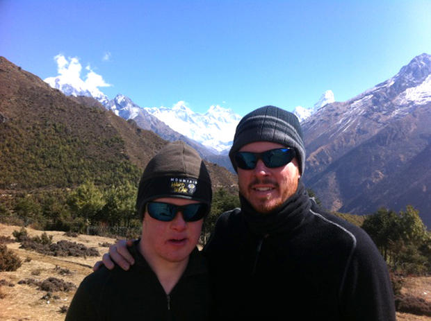 Teen with Down syndrome climbs Everest