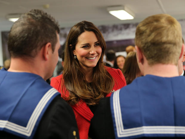Prince William and Kate visit Scotland