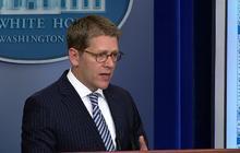 """Obama called Calif. AG Kamala Harris """"to apologize,"""" Carney says"""