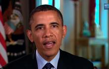 """My budget """"is not my ideal plan,"""" Obama says"""