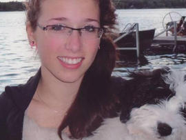 Leah Parsons says her daughter Rehtaeh Parsons, pictured, killed herself after she never recovered from an alleged rape by four teenage boys that left her deeply depressed and bullied in her community.