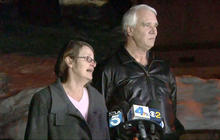 911 tape released of couple held captive by Christopher Dorner