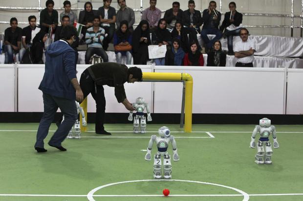 National Robotics Week roundup