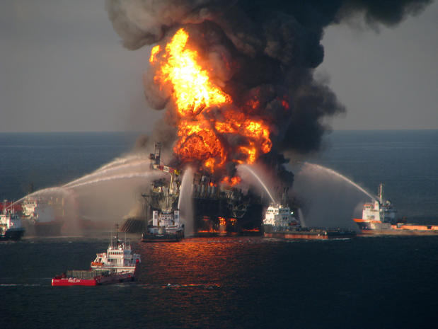 Worst environmental disasters