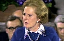 Anti-Thatcher song is a chart-topper in UK