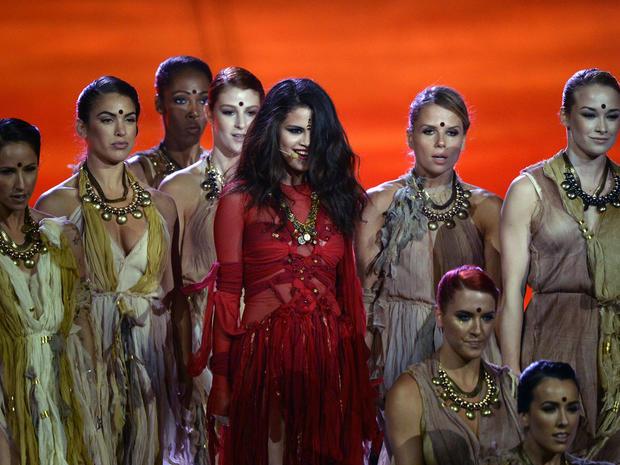 MTV Movie Awards 2013 highlights