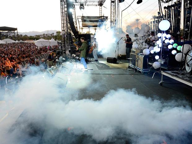 Scenes from Coachella 2013