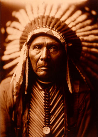 Historic photos of Native Americans
