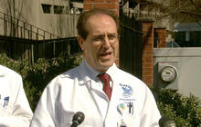 "Surgeon on ""difficult decision"" to amputate Boston bombing patients"
