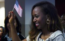 Big day for Rwandan massacre survivor