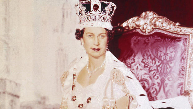 The Coronation of Queen Elizabeth II