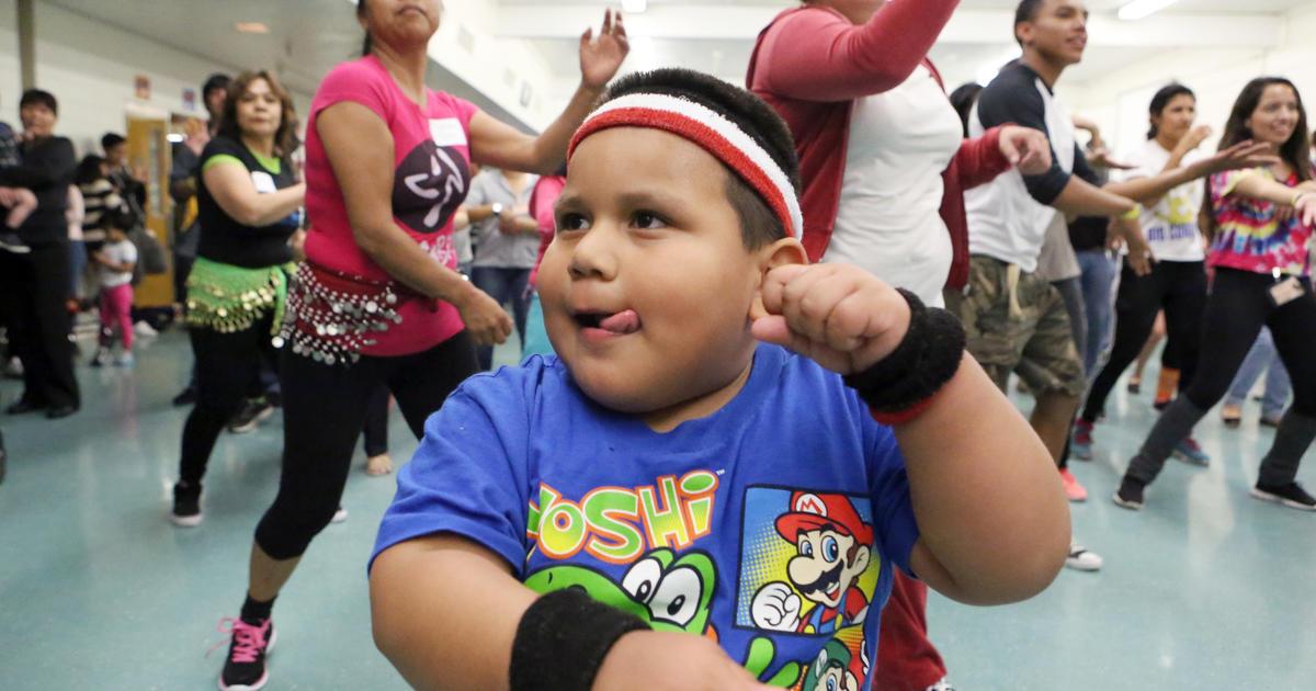 preschool obesity cdc obesity rates falling among u s preschoolers cbs news 627