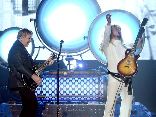Rock and Roll Hall of Fame Induction 2013